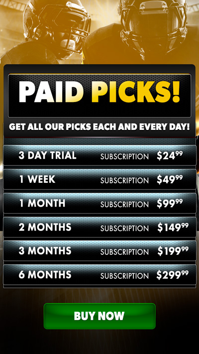Sports Betting Picks by Handicappers Experts and professional picks packages