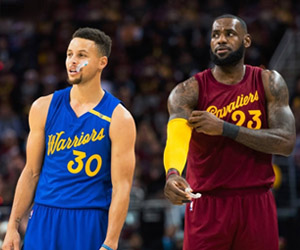 NBA Finals betting preview: Cavaliers versus Warriors Part 3 | News Article by Inspin.com
