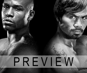 Mayweather vs. Pacquiao Preview | News Article by Inspin.com