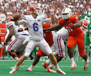 College football kickoff: Miami vs. Florida, Arizona at Hawaii best bets | News Article by Inspin.com
