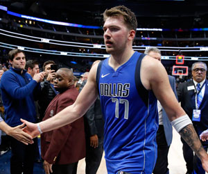 Luka Doncic's dominance is shaking up the NBA MVP futures odds | News Article by Inspin.com