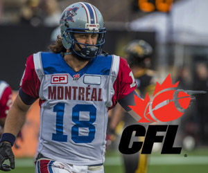 Can't wait until football? Why not try betting the CFL | News Article by Inspin.com