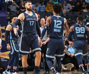 This week's NBA best bets: Get on the Grizzlies but just say no to the Nets | News Article by Inspin.com