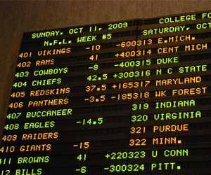 """How to recognize and monetize sports betting """"spot bets"""""""